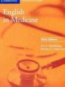 English in medicine   a course in communication skills  Coursebook PDF