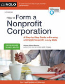 How to Form a Nonprofit Corporation  National Edition  PDF