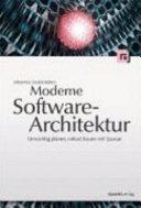 Moderne Softwarearchitektur PDF