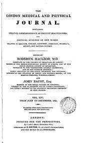 An appeal to the medical profession, on the utility of the improved patent syringe, with directions for its several uses: Volume 54