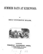 Summer days at Kirkwood