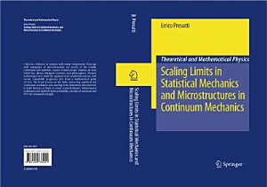 Scaling Limits in Statistical Mechanics and Microstructures in Continuum Mechanics PDF