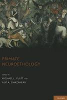 Primate Neuroethology PDF