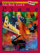 Alfred's Basic Piano Course Top Hits! Solo Book