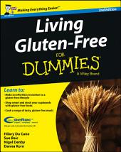 Living Gluten-Free For Dummies - UK: Edition 2