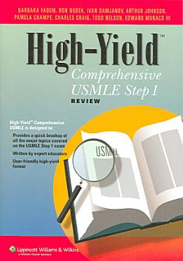High yield Comprehensive USMLE Step 1 Review PDF