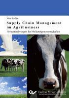 Supply Chain Management im Agribusiness PDF