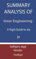 Summary Analysis Of Inner Engineering PDF
