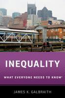 Inequality PDF