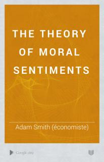 The Theory of Moral Sentiments Book