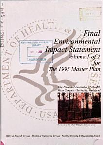 Master Plan  National Institutes of Health Main Campus in Bethesda  Montgomery County PDF