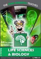 The Mad Scientist teaches  Life science PDF