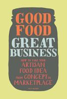 Good Food  Great Business PDF