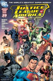 Justice League of America (2006-) #25
