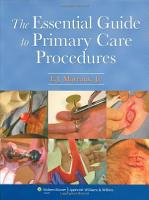 The Essential Guide to Primary Care Procedures PDF