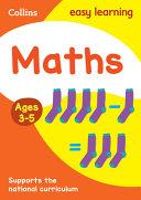 Maths, Ages 4-5