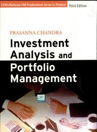 Investment Analysis 3 E
