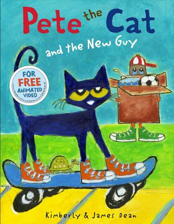 Pete the Cat and the New Guy PDF