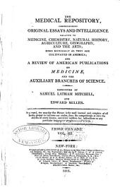 The Medical Repository: Volume 3