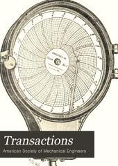 Transactions: Volume 11