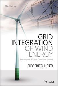 Grid Integration of Wind Energy PDF