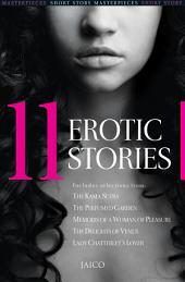 11 Erotic Stories