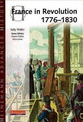 France In Revolution 1776 1830 Book PDF