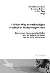 Auf dem Weg zu nachhaltigen städtischen Transportsystemen