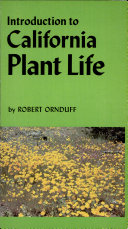 An Introduction to California Plant Life