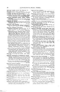 The Cumulative Book Index Book