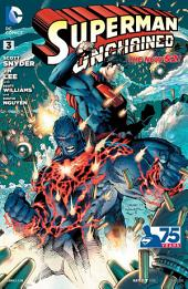 Superman Unchained (2013-) #3