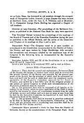 Official Bulletin of the National Society of the Sons of the American Revolution: Volumes 5-7
