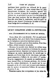 Oeuvres complètes de Bourdaloue: Volumes13à14