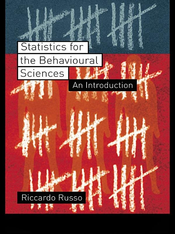 Statistics for the Behavioural Sciences