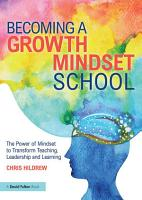 Becoming a Growth Mindset School PDF