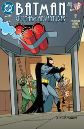 Batman: Gotham Adventures (1998-) #21