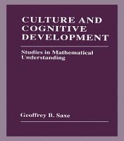 Culture and Cognitive Development PDF