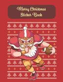 Merry Christmas Sticker Book
