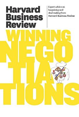 Harvard Business Review on Winning Negotiations PDF