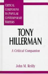 Tony Hillerman: A Critical Companion
