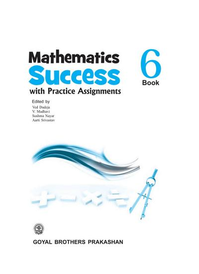 Mathematics Success Book 6 PDF