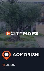City Maps Aomorishi Japan