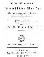 Poetische Werke   25 PDF