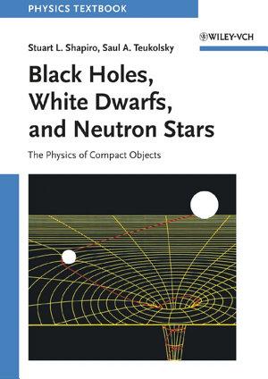 Black Holes  White Dwarfs  and Neutron Stars