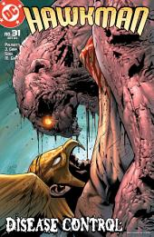 Hawkman (2002-) #31