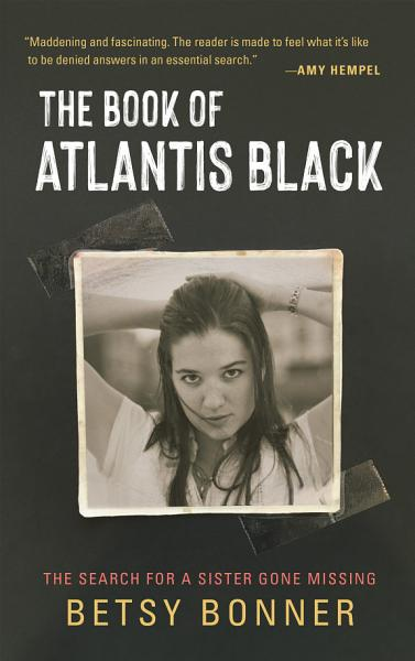 Download The Book of Atlantis Black  The Search for a Sister Gone Missing Book