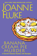 Banana Cream Pie Murder Book