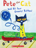 Pet the Cat and His Four Groovy Buttons  1 Book  1 Cd