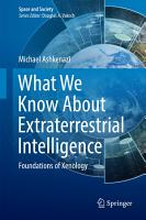 What We Know About Extraterrestrial Intelligence PDF
