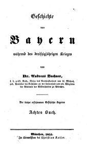 Geschichte von Baiern: Band 8